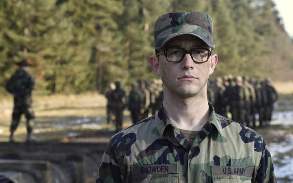 BFI London Film Festival - Joseph Gordon-Levitt in Snowden