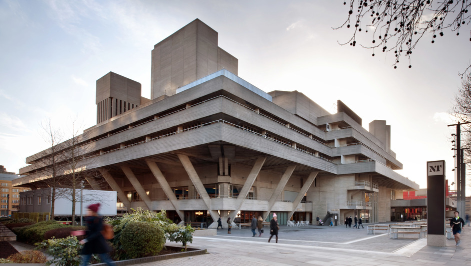 National Theatre - National Theatre. Photo by Philip Vile