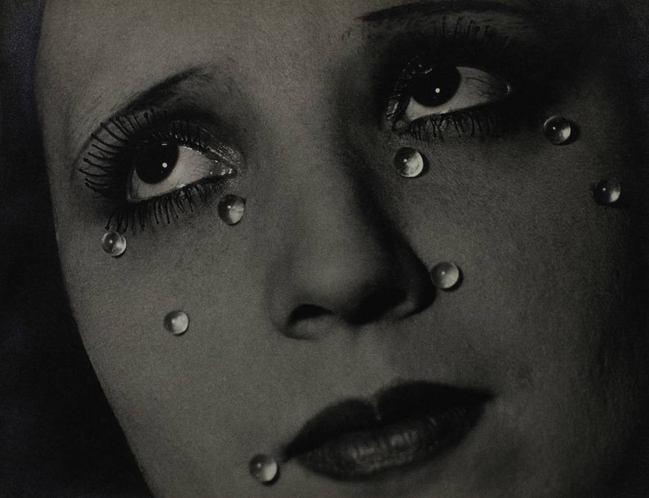The Radical Eye: Modernist Photography from the Sir Elton John Collection - Man Ray 1890-1976, Glass Tears (Les Larmes) Collection Elton John (c) Man Ray Trust