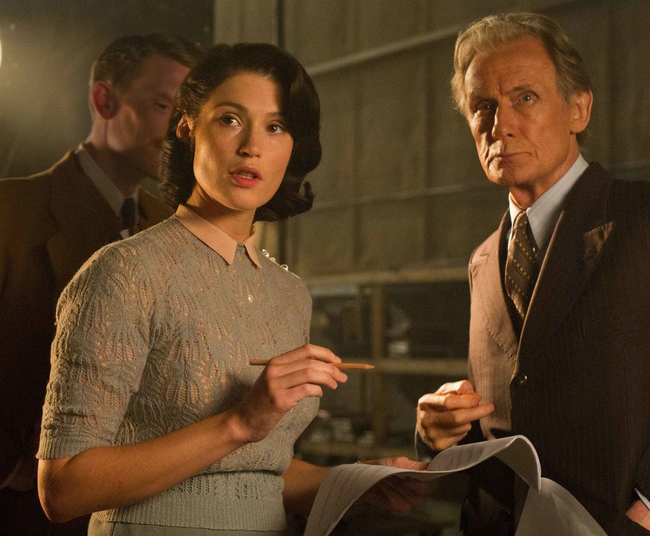 BFI London Film Festival - Their Finest Hour and A Half. Directed by Lone Sherfig