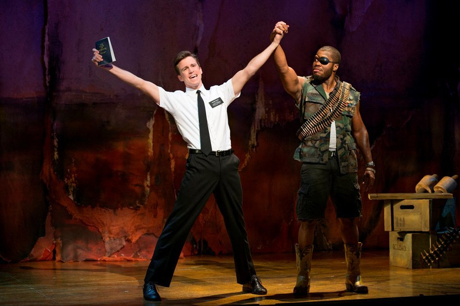 The Book Of Mormon - The Book of Mormon - Photo by Joan Marcus