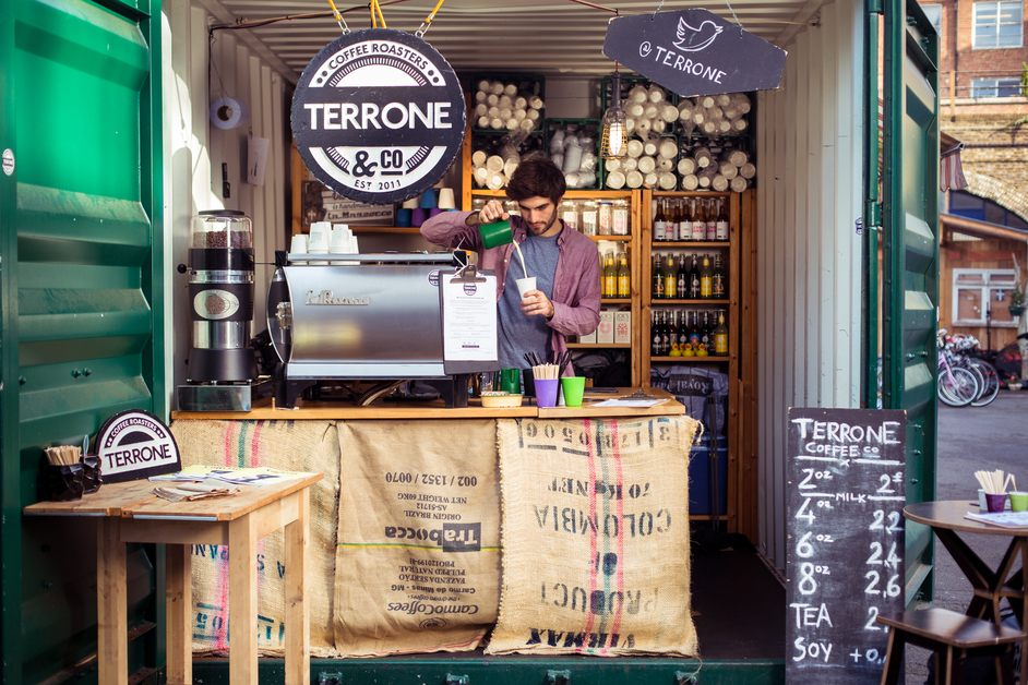Netil Market - Terrone Coffee