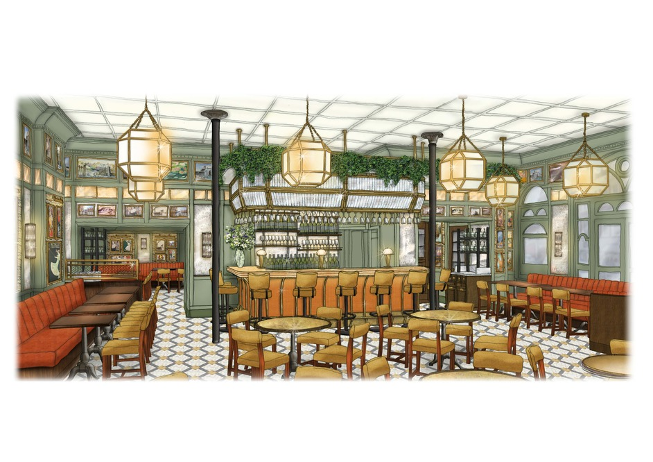 The Ivy Cafe, St Johns Wood