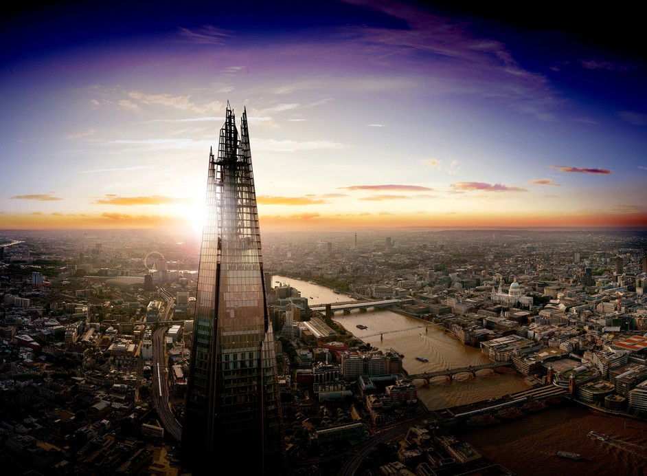 The View From The Shard Tickets