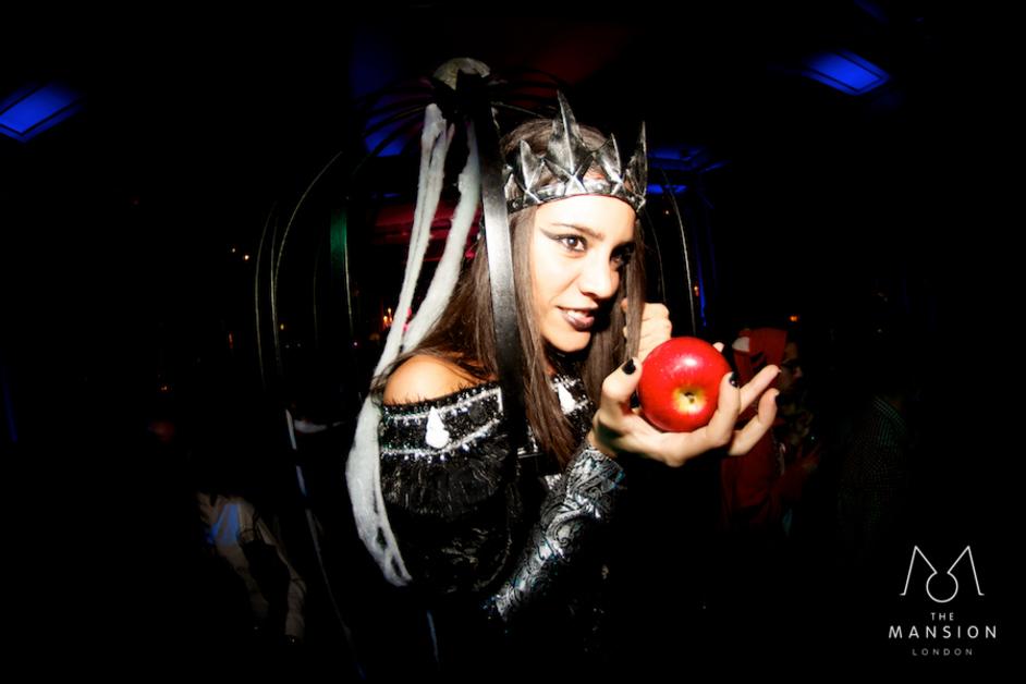 The Mansion London Halloween Ball