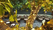 (c) Zaha Hadid ArchitectsWoolwich station - proposed platform, 2018Rohit GhaiPhoto: Claire Menary PhotographyEmma BengtssonDesign Museum, Kensington, open late 2016Hester, Circus Fit, outside the ArchesBar, photo Georgina JacksonFlat Iron Square tenants include Burnt Lemon Bakery'Sylvia'Wagyu TartarPuzzles section of Wonderlab. Plastiques PhotographyPhil HowardSky Pool at Embassy Gardens by Eco World BallymoreConrad Shawcross, Night Rendering of The Optic Cloak, 2015, by CF MollerRavinder BhogalThe Dutch BabyPhoto: Vilius KadunasThe CronutEneko AtxaPhoto: AllThingsMeatyDaniel BearPhoto James WicksMartin MoralesJosh Katz and Mattia BianchiShrimoyee ChakrabortyMK - Bacon MuffinLivio and Lorenzo BelpassiTurkey ThighAdam HandlingClubhouse downstairsRichard Thacker and Andy WattsRosa's AngelSamantha Clark and Marianna Love. Photo: Issy CrokerIvan Simeoli (c) Paul Griffiths PhotographyBar - Kray cellphoto Nick Hook PhotographyPhoto: Appear Here