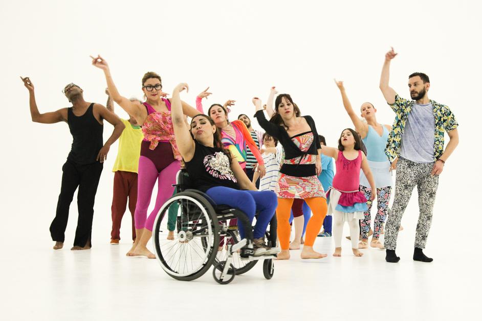 Dance Umbrella - Jerome Bel, Gala. Photo: Josefina Tommasi