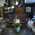 Afternoon Tea at the Crowne Plaza London Kensington hotels title=