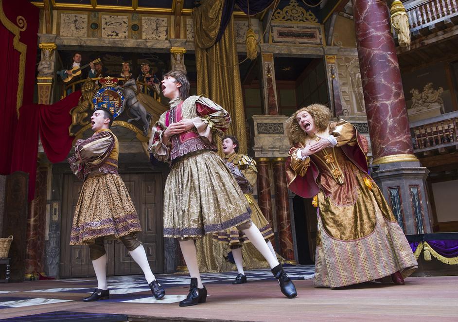 Nell Gwynn - Nell Gwynn, 2015, Shakespeare's Globe. Photographer: Tristram Kenton
