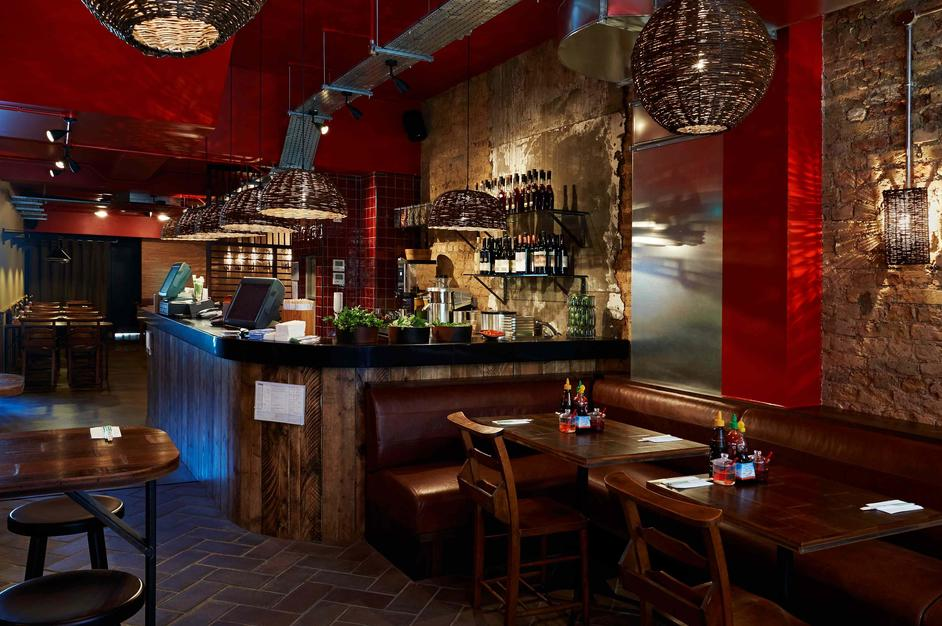 Restaurants Near Turnham Green