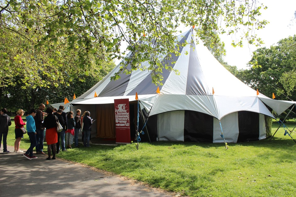 Barnes Children's Literature Festival