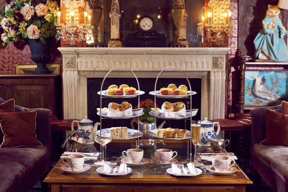 Zetter Townhouse Clerkenwell Afternoon Tea