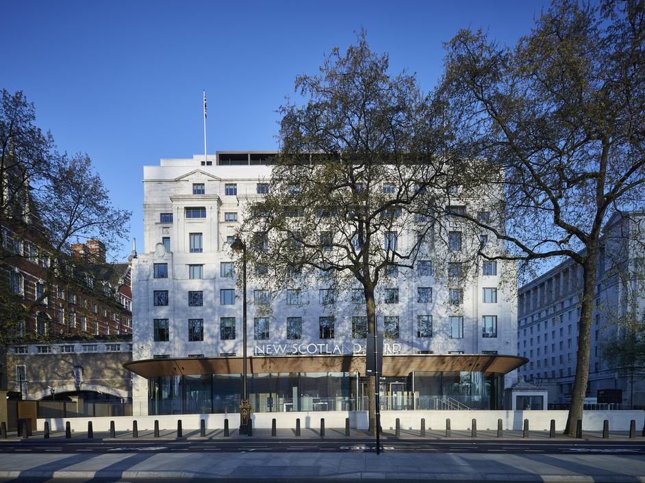 Open House London - New Scotland Yard, photo: Tim Soar