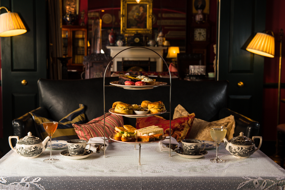 Zetter Townhouse Marylebone Afternoon Tea