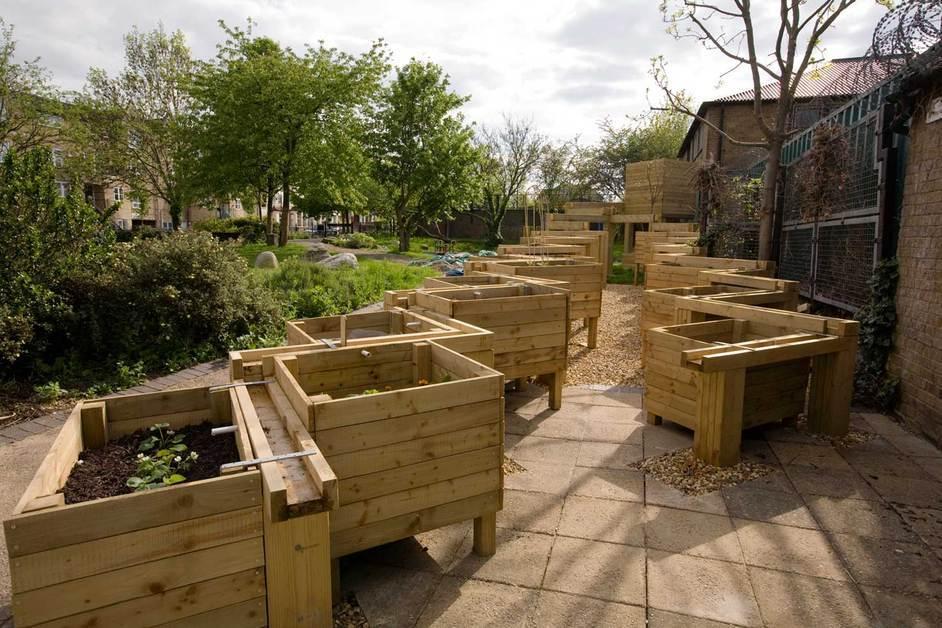 Grenville Gardens Community Allotment Garden