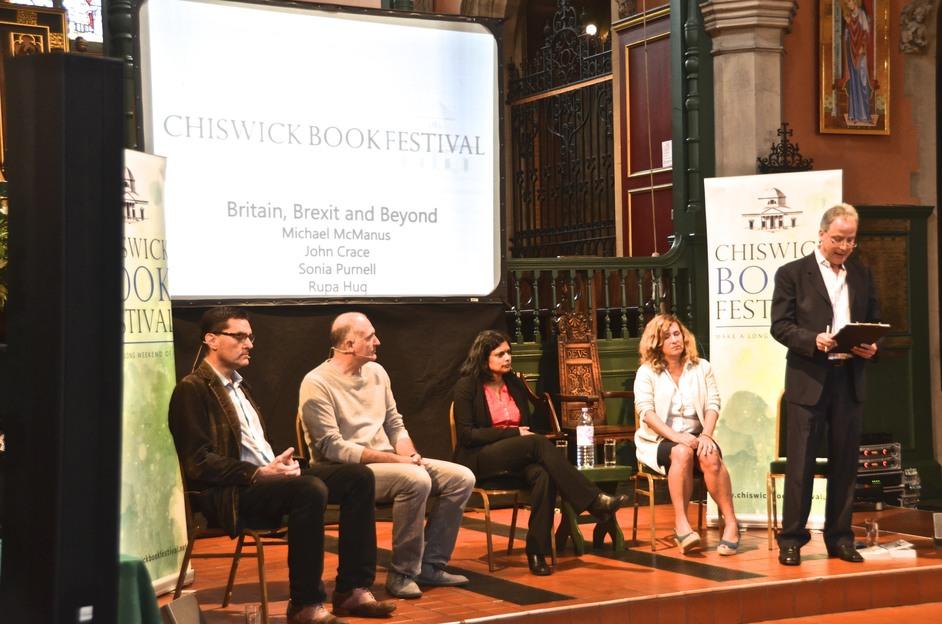 Chiswick Book Festival