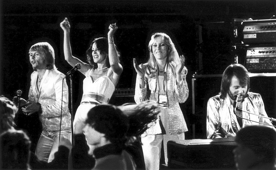 ABBA: Super Troupers - Torbjorn Calvero © Premium Rockshot