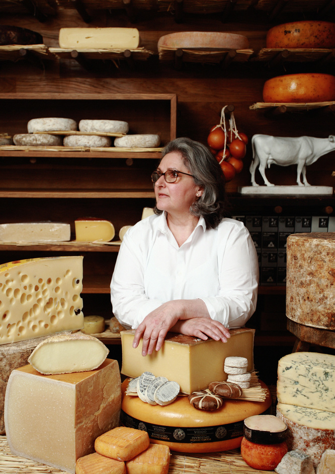 La Fromagerie - Patricia Michelson