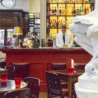 Swans Bar at Maison Assouline