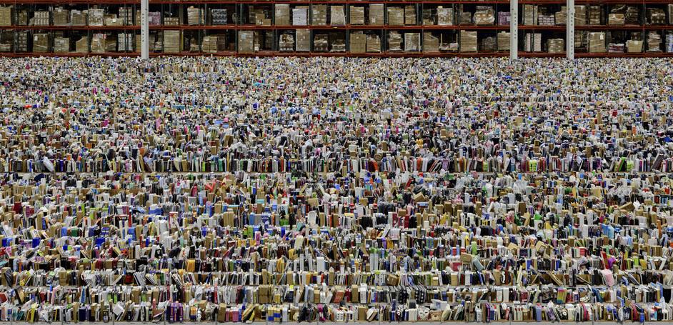 Andreas Gursky - Gursky, Amazon, copyright: Andreas Gursky, VG BILD-KUNST, Bonn