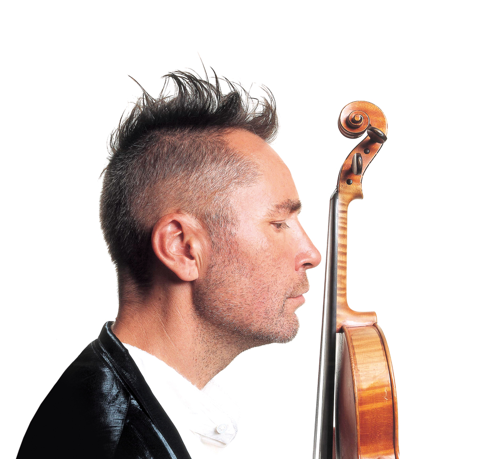 Nigel Kennedy - Nigel Kennedy, photo by Rankin