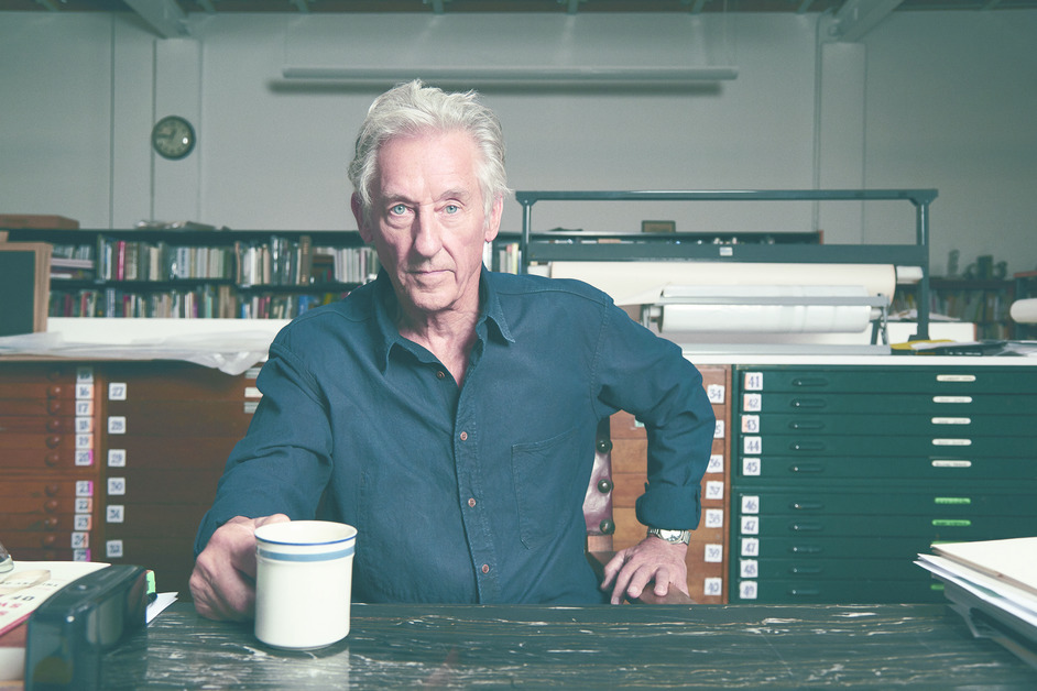 Ed Ruscha: Course of Empire - Ed Ruscha © Photography by Manfredi Gioacchini. Courtesy of Ed Ruscha and Gagosian