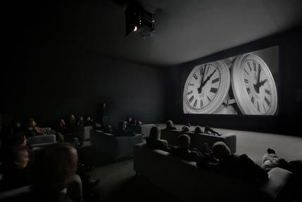Christian Marclay: The Clock