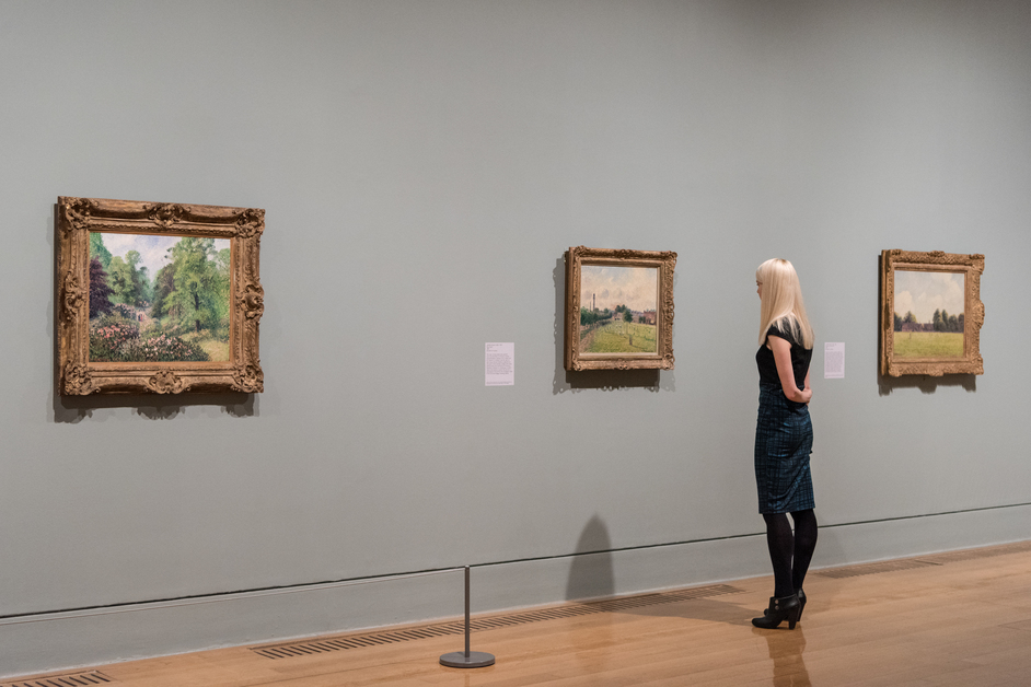 The EY Exhibition: Impressionists in London - Photo © Tate
