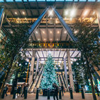 Christmas at The Cheesegrater