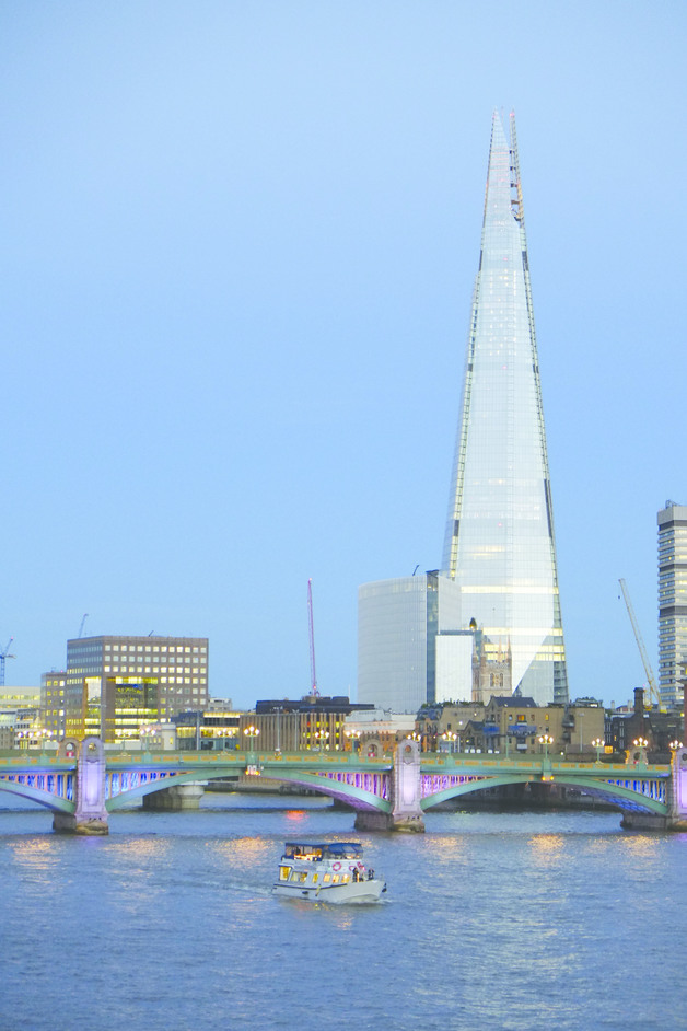 Renzo Piano: The Art of Making Buildings - Renzo Piano, The Shard, London Bridge Tower and London Bridge Place, London, 2012 © William Matthews