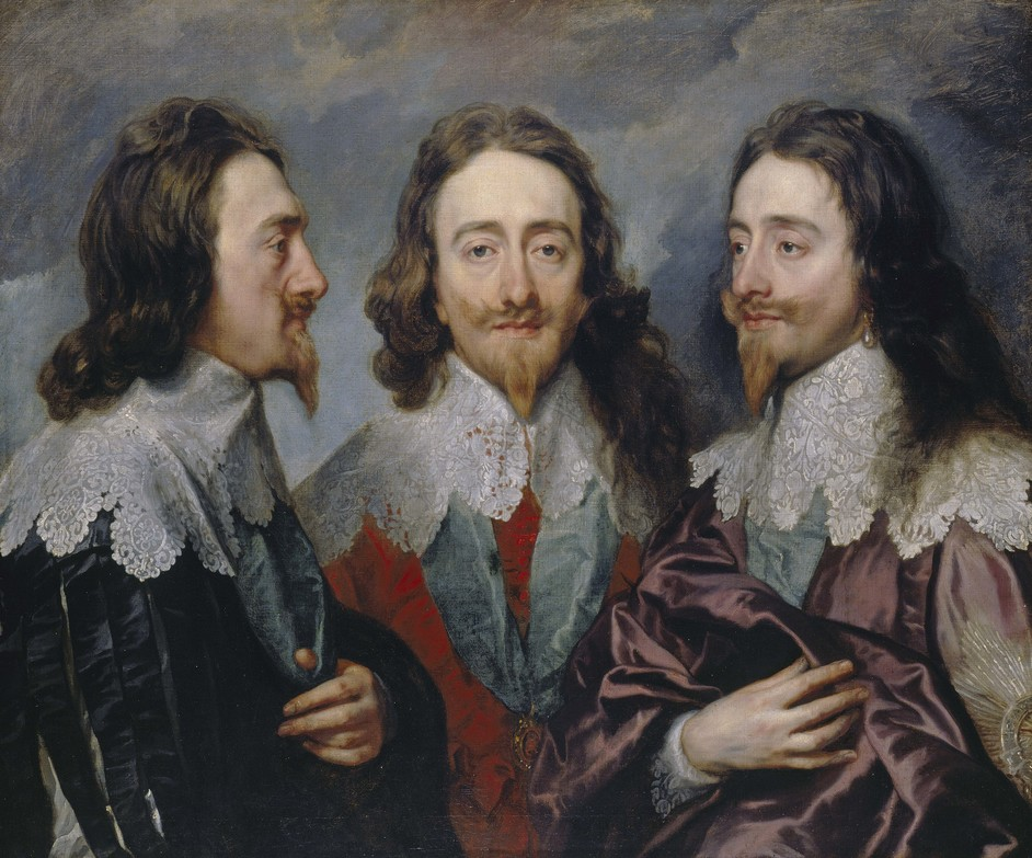 Charles I: King and Collector - Anthony van Dyck, Charles I, 1635-6, Royal Collection Trust © Her Majesty Queen Elizabeth II 2017