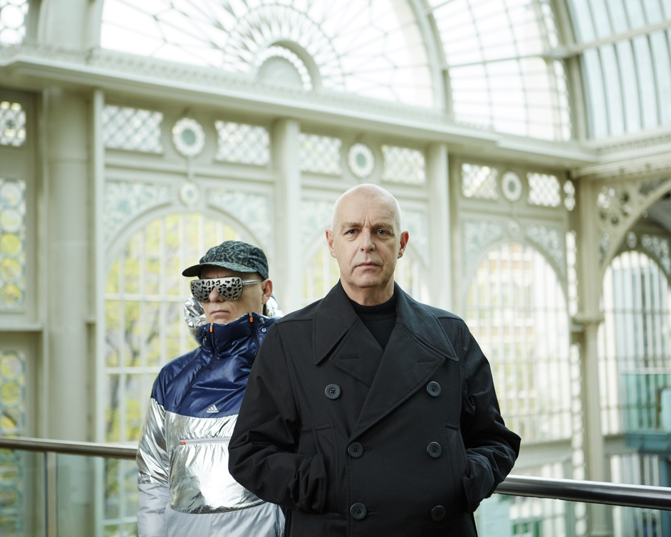 Teenage Cancer Trust Series - Pet Shop Boys, photo by Pelle Cre?pin