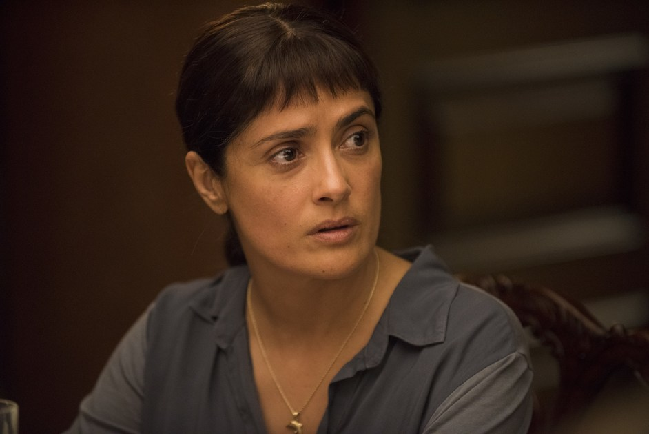 Sundance Film Festival: London - Beatriz at Dinner, starring Salma Hayek, still by Lacey Terrell