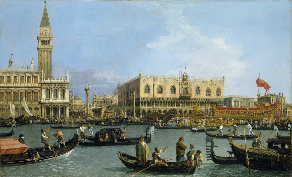 Canaletto And The Art Of Venice - Canaletto, Venice Royal Collection Trust/(c)Her Majesty Queen Elizabeth II 2016