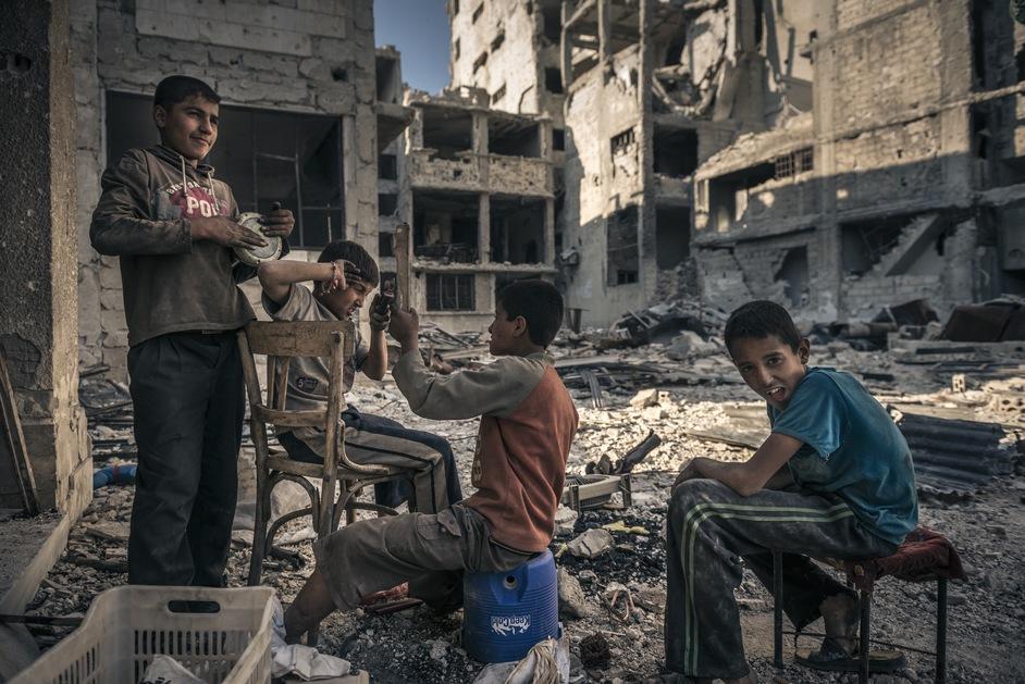 Sergey Ponomarev: A Lens on Syria - Syria: A Conflict Explored. Sergey Ponomarev: A Lens on Syria (c) Sergey Ponomarev
