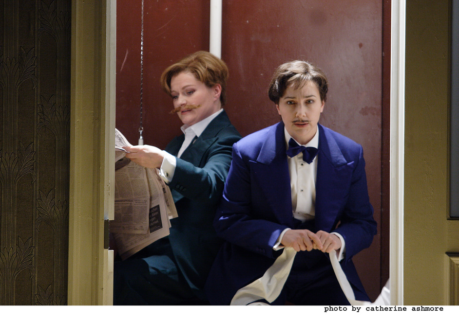 English National Opera: Partenope - Photo credit Catherine Ashmore