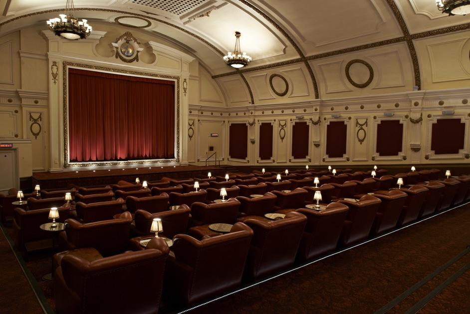 The Electric Cinema, Portobello