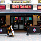 The Diner Soho hotels title=