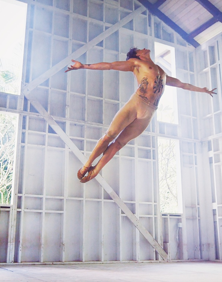 Sergei Polunin - Project Polunin - Sergei Polunin, photo (c)David LaChapelle