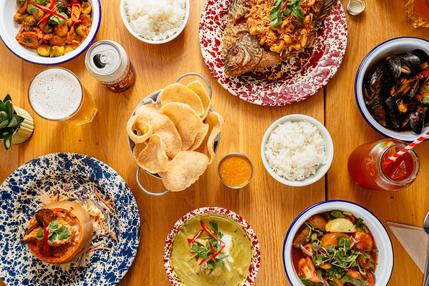 Rosa's Thai Cafe Clapham Junction