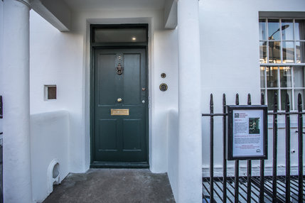 Emery Walker's House at 7 Hammersmith Terrace