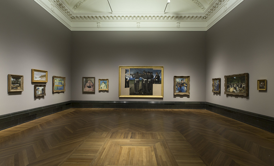 National Gallery - The Wohl Galleries (Rooms 41-46) © The National Gallery, London