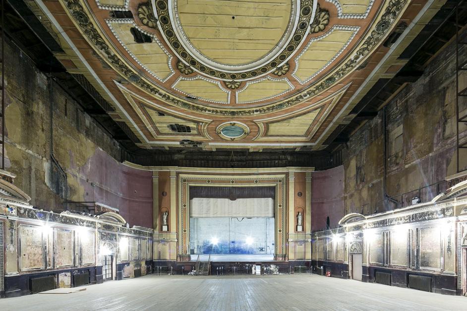 Alexandra Palace - Alexandra Palace Theatre