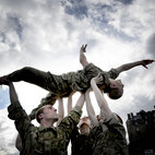 Rosie Kay Dance Company: 5 SOLDIERS: The Body is the Frontline