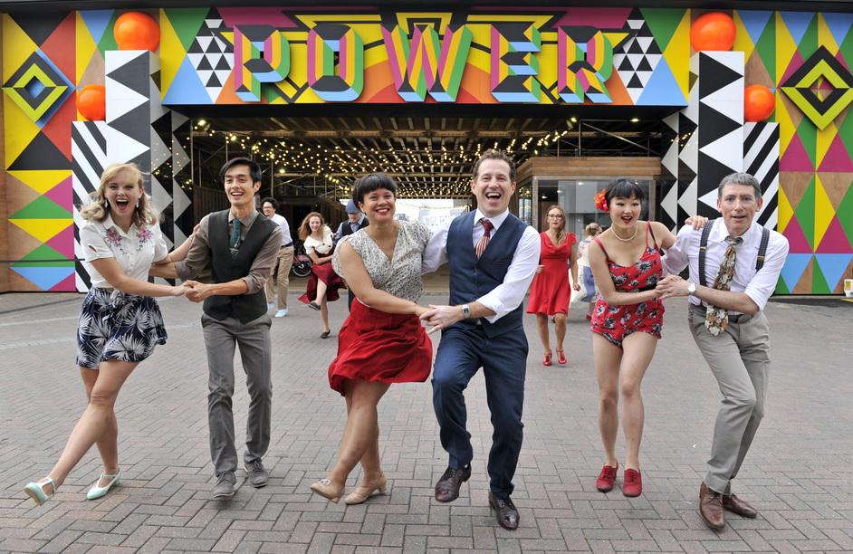 Battersea Power Station's Power Of Summer Festival