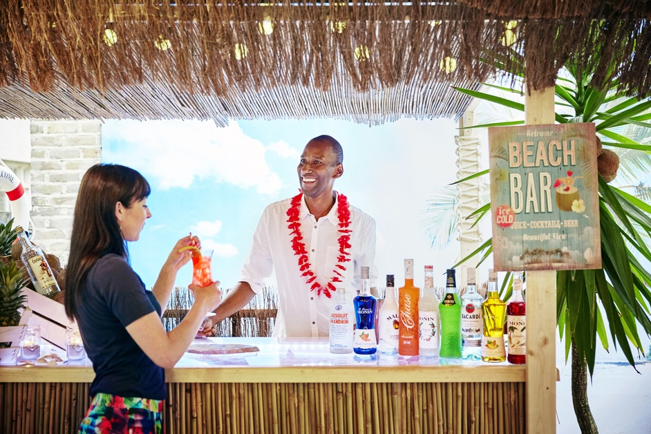 The Beach Bar at The Montague