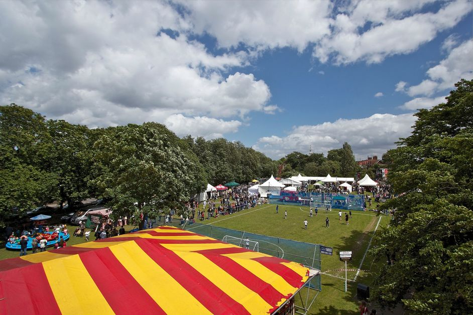Bedford Park Festival - Green Days Fete
