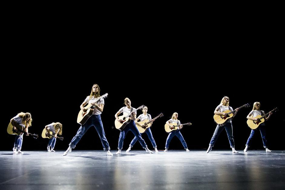 Iceland Dance Company: Sacrifice - Iceland Dance Company present Sacrifice. Photo: Jonatan Gretarsson