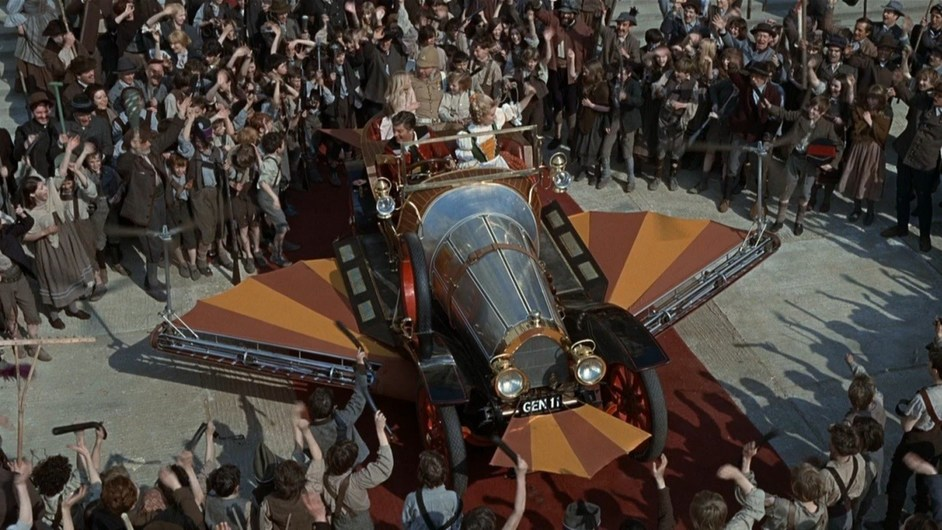 East End Film Festival - Chitty Chitty Bang Bang