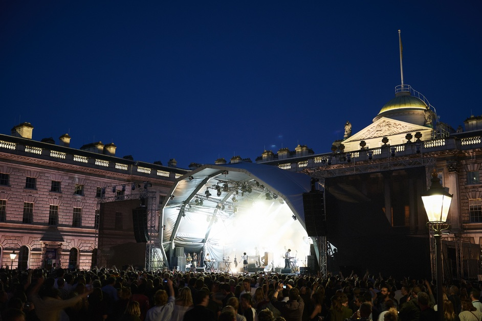 Somerset House Summer Series - (c) James Bryant